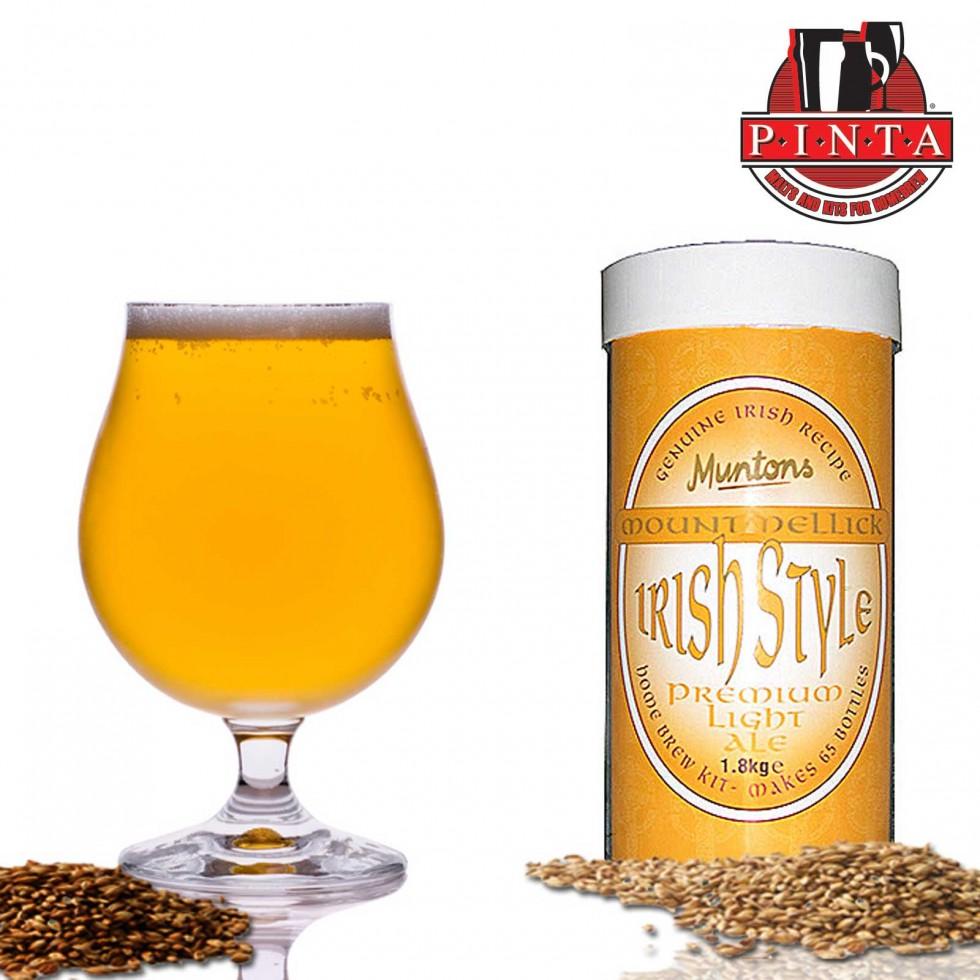 Mountmellick Premium Light Ale