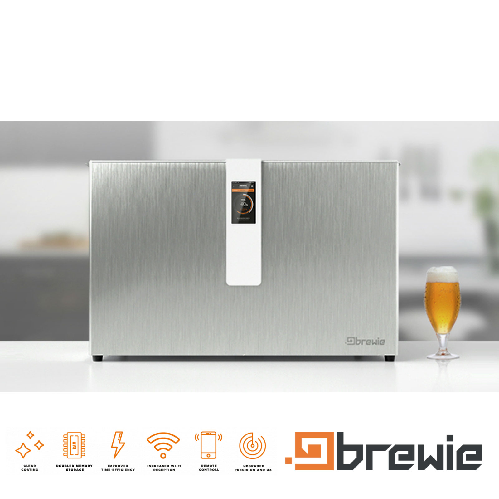 Impianto Brewie + All in one