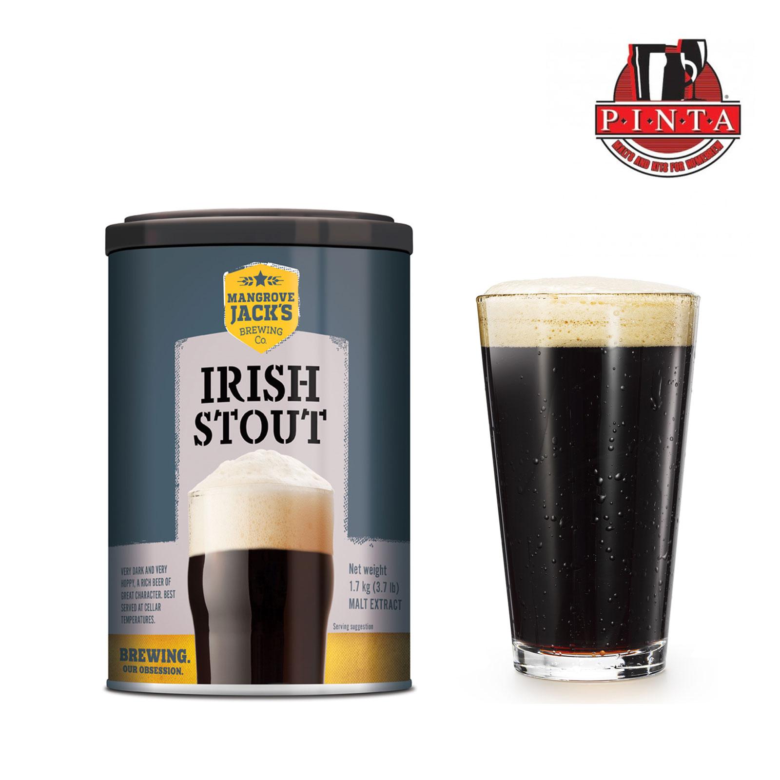 Malto Mangrove Jack's cans Irish Stout