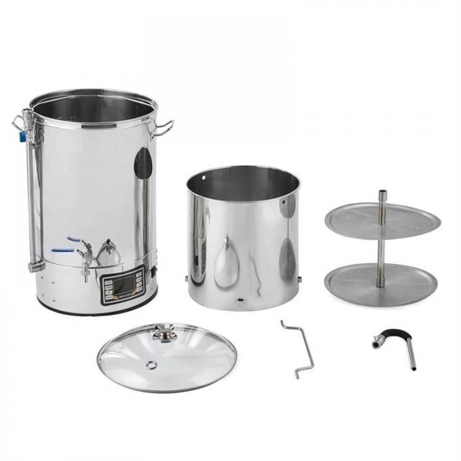BrewMonster Impianto All in one 30 litri + 1 Kit all Grain Pinta