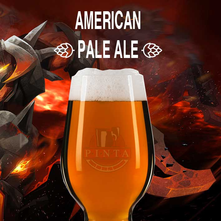 KIT ALL GRAIN - APA AMERICAN PALE ALE