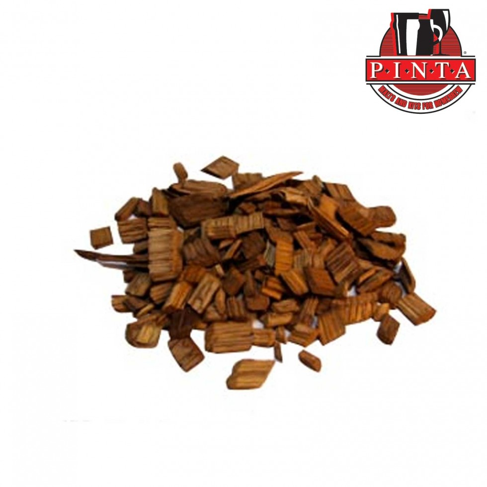 Oak Chips -scaglie di quercia French medium toasted 250 gr.