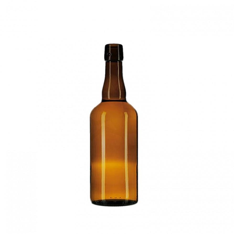 Bottiglia Kap tappo meccanico 0,5 lt x 18 pz