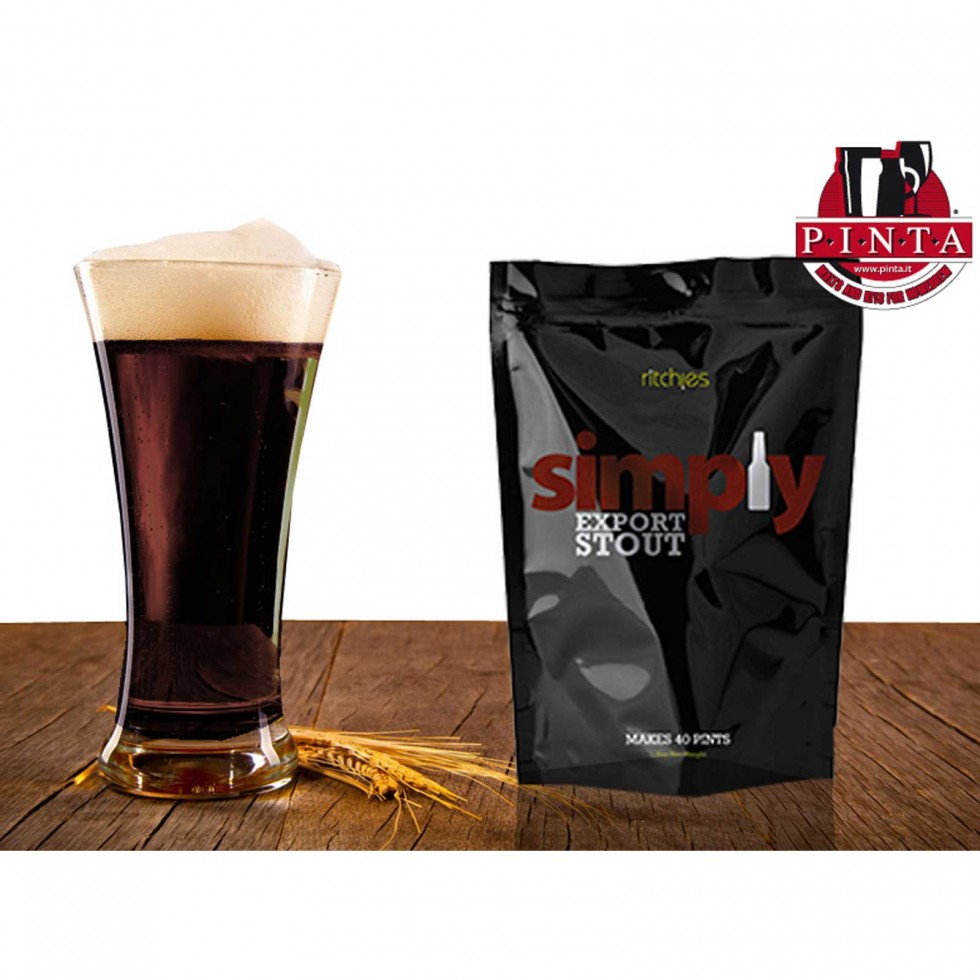 Malto Simply Export Stout 1.8kg