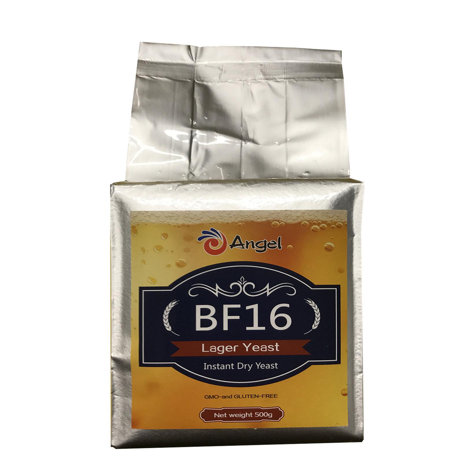 Lievito secco per birra BF16 Lager Yeast 500 gr
