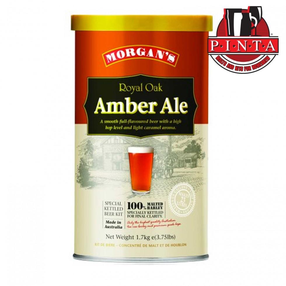 Malto Morgan's Premium Royal Oak Amber Ale