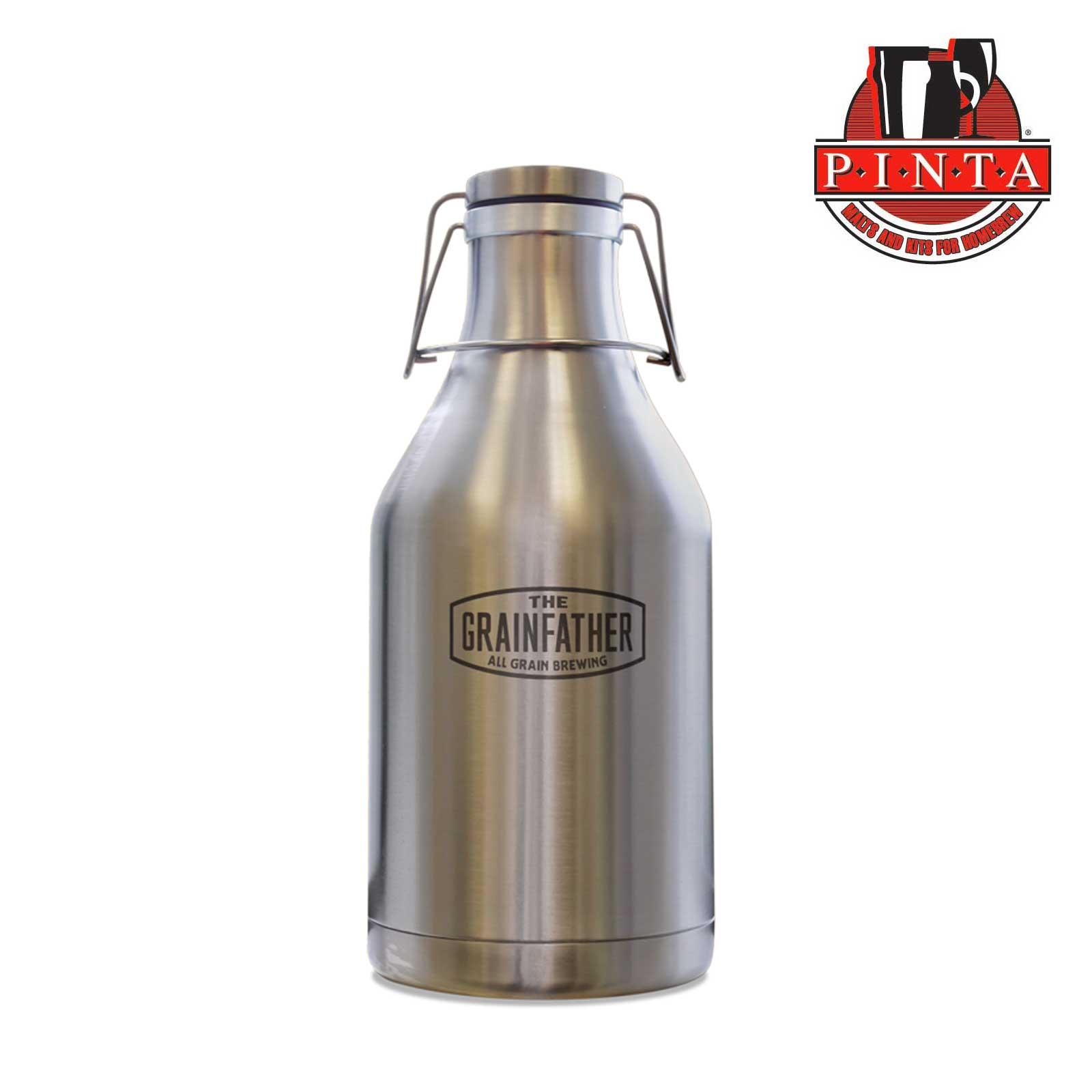 Beer Growler - Bottiglia termica per birra 2 lt
