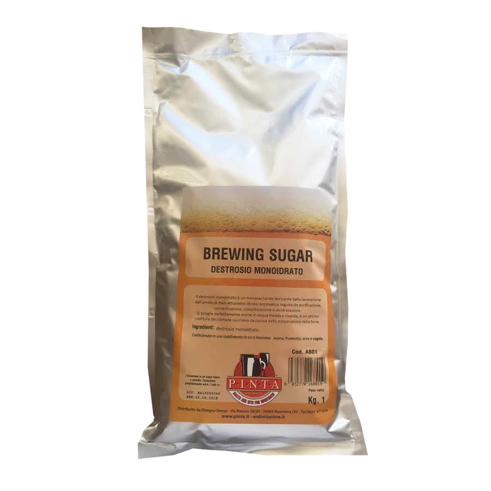 Brewing Sugar kg.1 - Destrosio Monoidrato