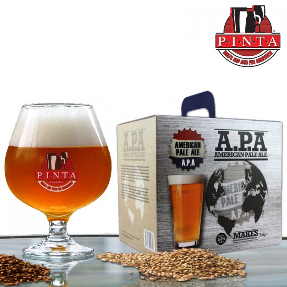 A.P.A American Pale ale 3.6kg