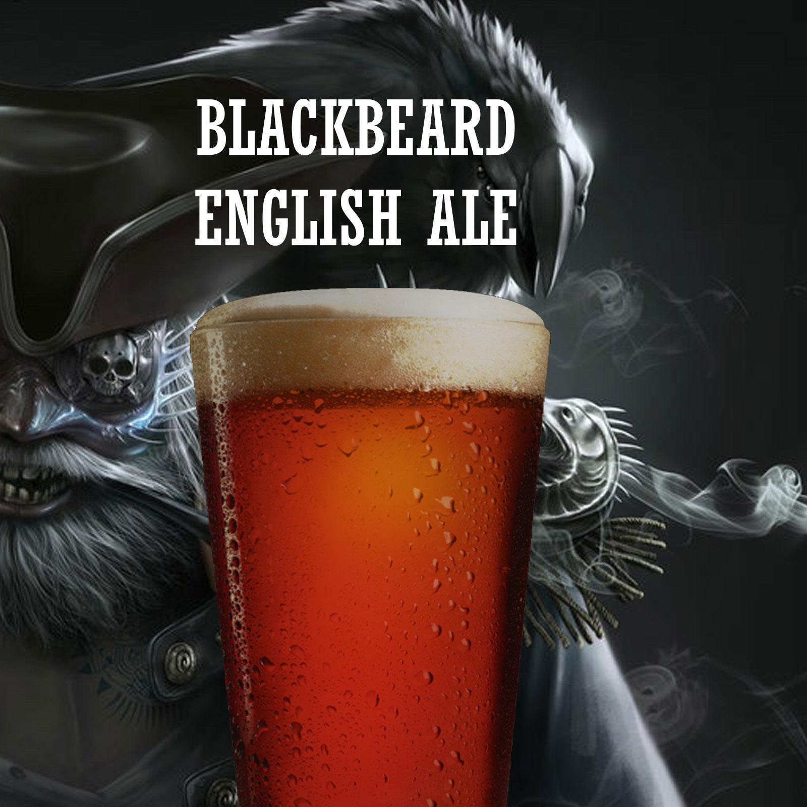 KIT ALL GRAIN BLACKBEARD ENGLISH ALE