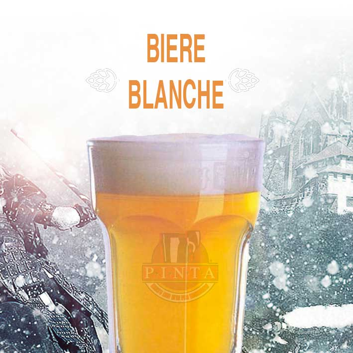 KIT ALL GRAIN - BIERE BLANCHE
