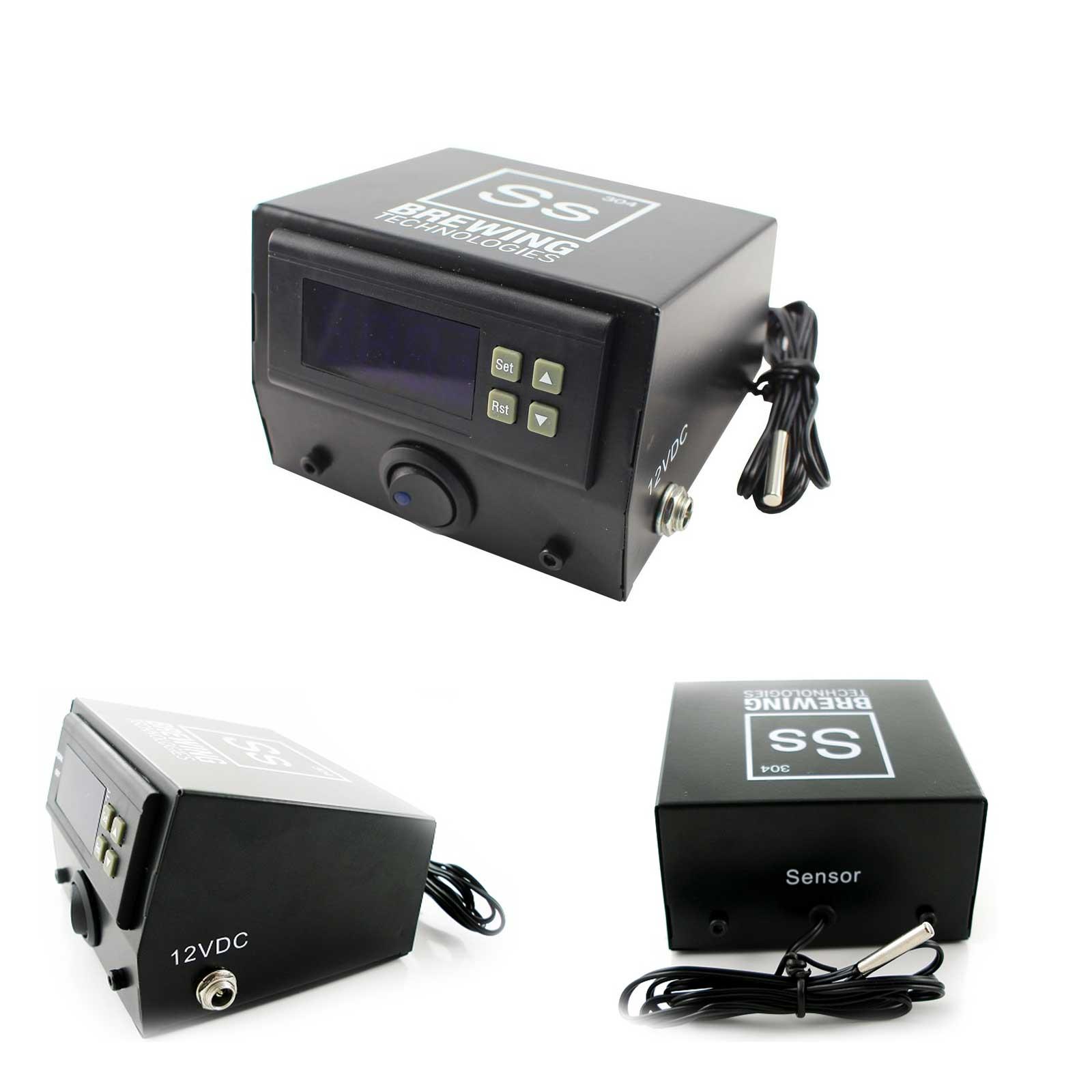 FTSs MTSs Control Box Ss Brewtech
