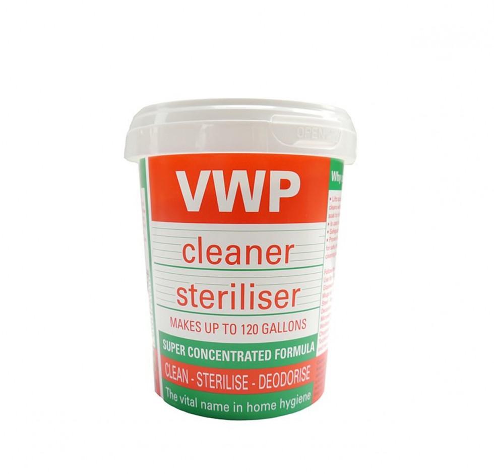 VWP cleaner 400 gr.