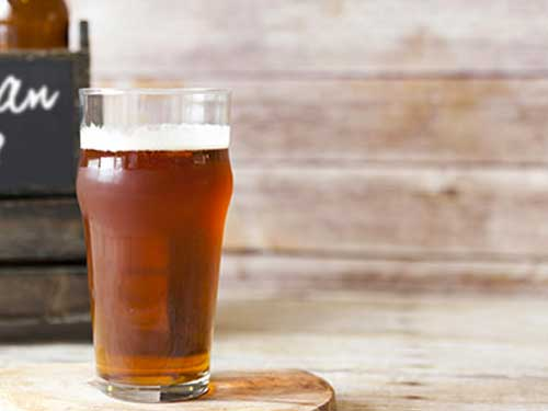 PINTA - Ricetta Allgrain e+g American Pale Ale Burst