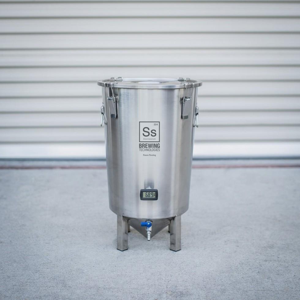 Ss Brewmaster Bucket 7 Gal. (26 lt)