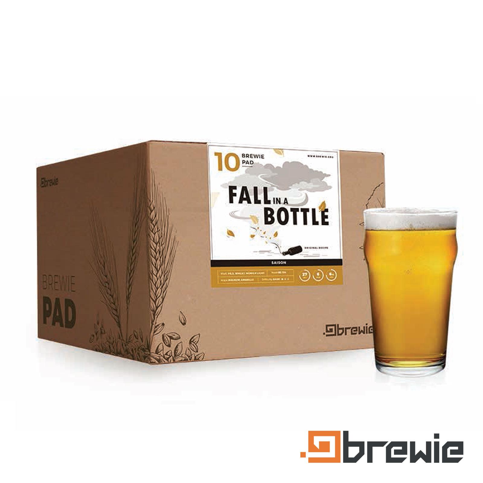 Kit All grain Brewie Fall in a Bottle Saison