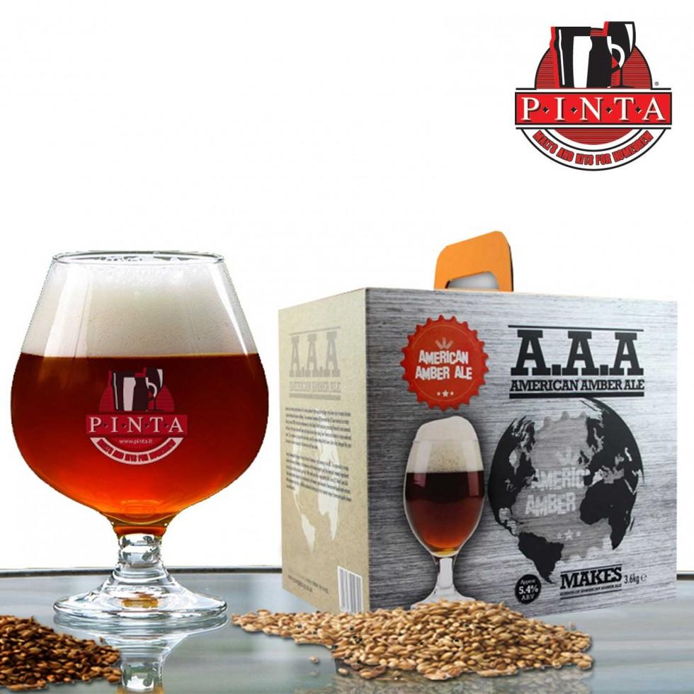 A.A.A American Amber Ale 3.6kg