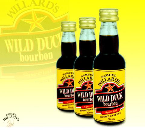 Wild Duck Bourbon