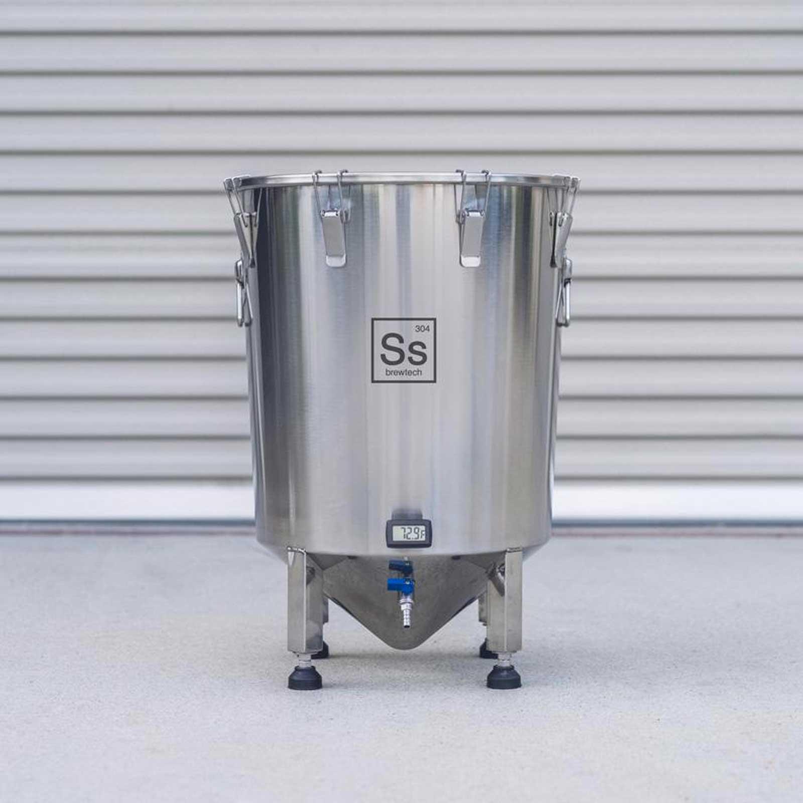 Ss Brewmaster Bucket 14 Gal. (54 lt)