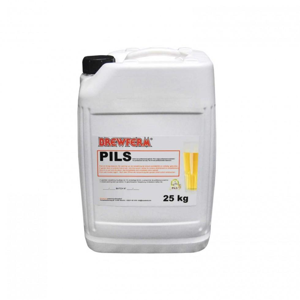 Brewferm Pils 25 kg.