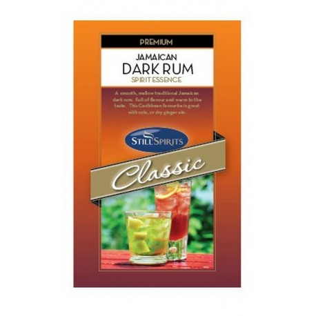 Jamaican Dark Rum 2x42ml