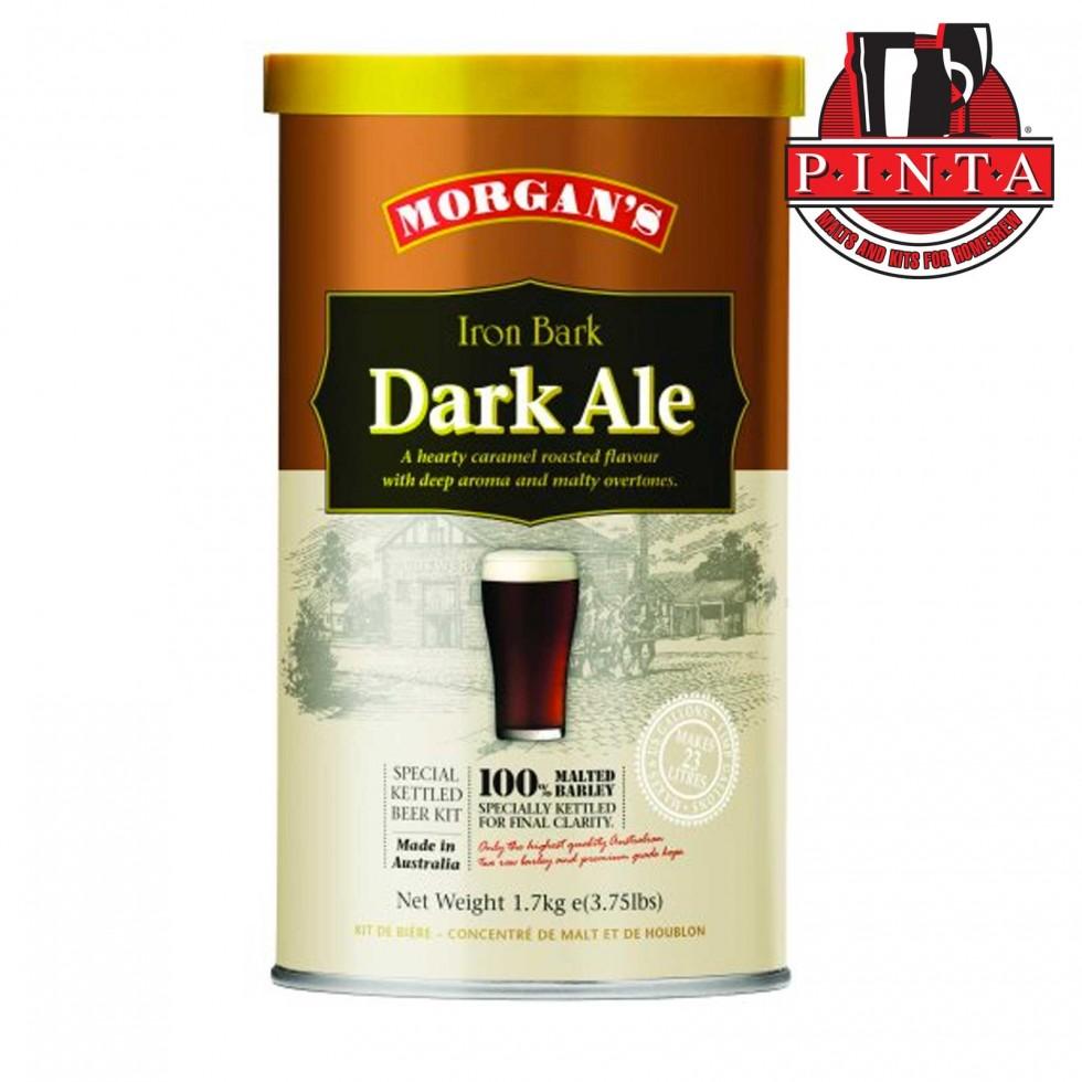 Malto Morgan's Premium Ironbark Dark Ale