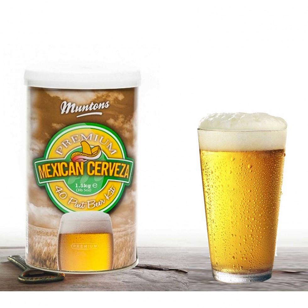 Malto Muntons Mexican Cerveza