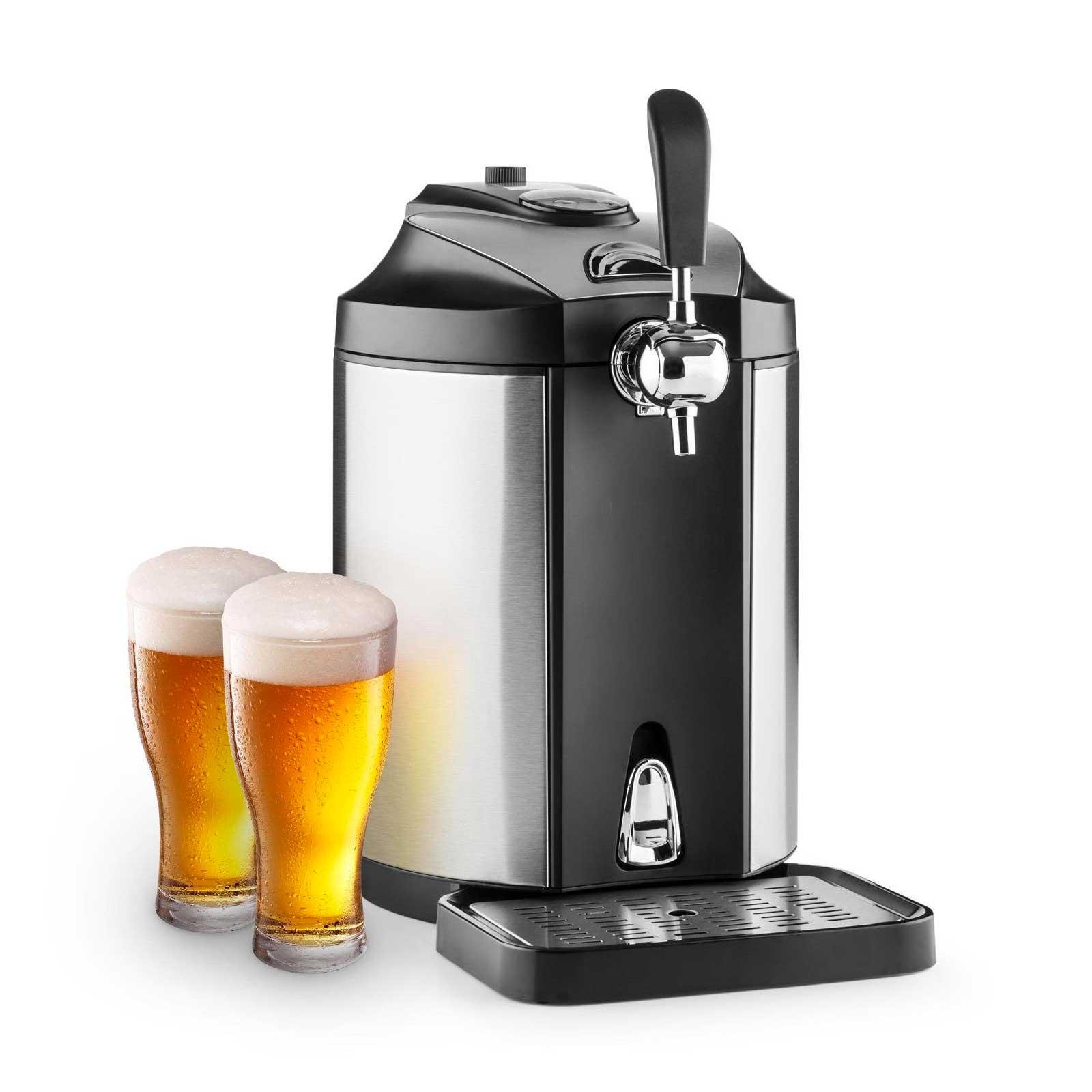 Pinta spillatore homebrew refrigeratore birra fusti da 5l co2 acciaio - Spillatore birra da casa ...