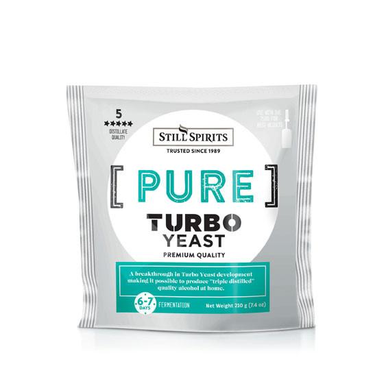 Lievito per distillazione Turbo Pure 110gr
