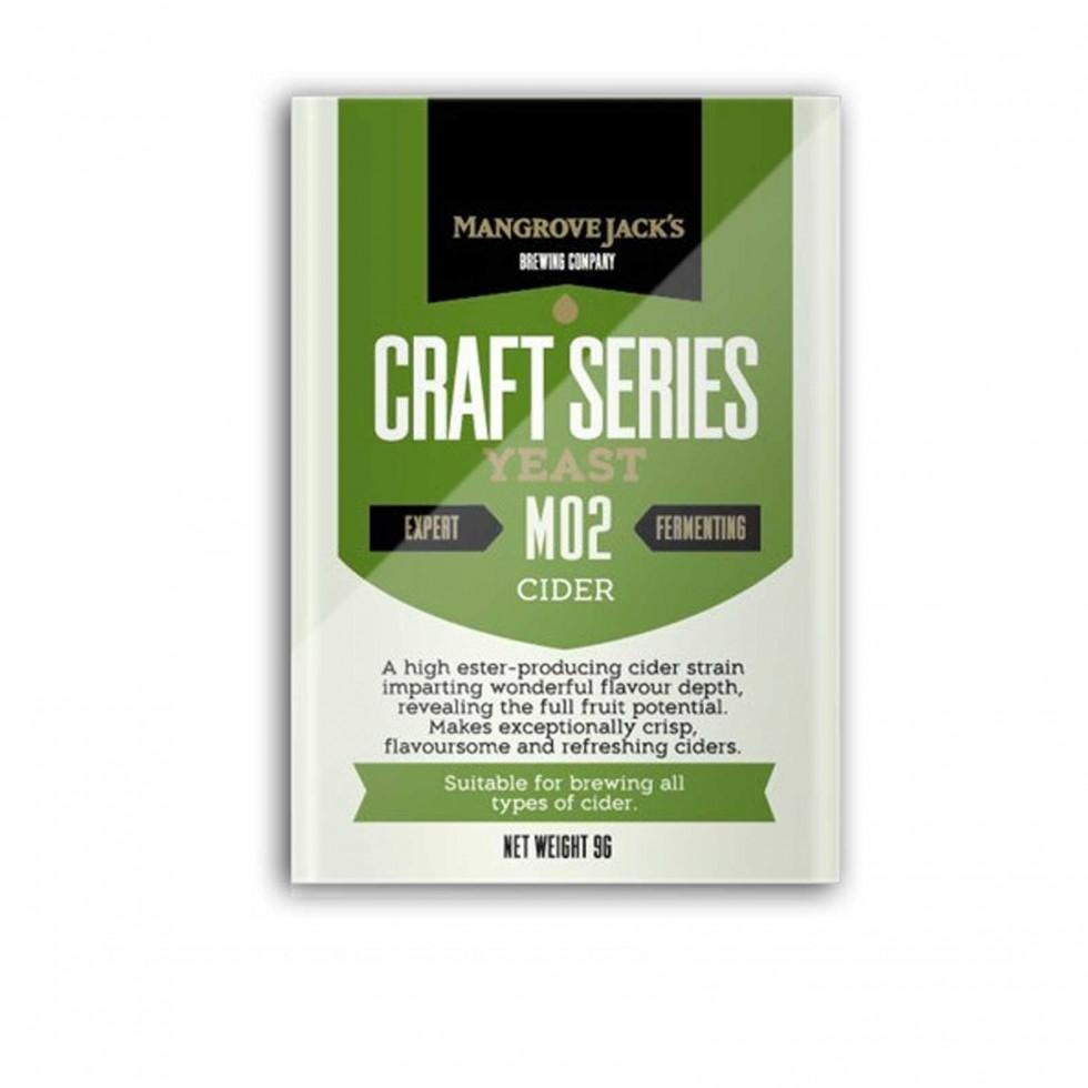 Lievito per sidro MJ Cider M02 10gr