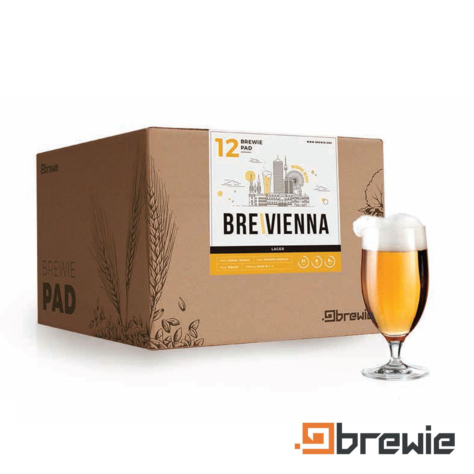 Kit All grain Brewie Brevienna Vienna Lager