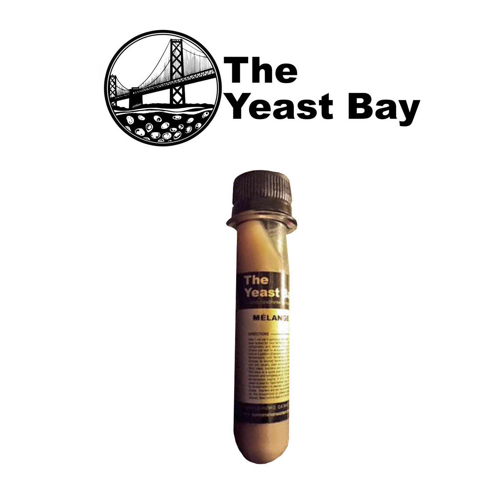 Lievito The Yeast Bay Dry Belgian Ale