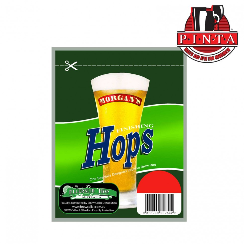 DR RUDI - Finishing Hop Morgan's