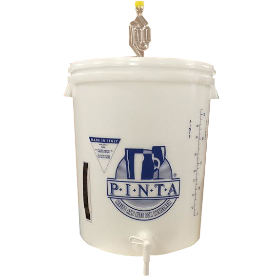 Fermentatore supplementare 30 litri RTG