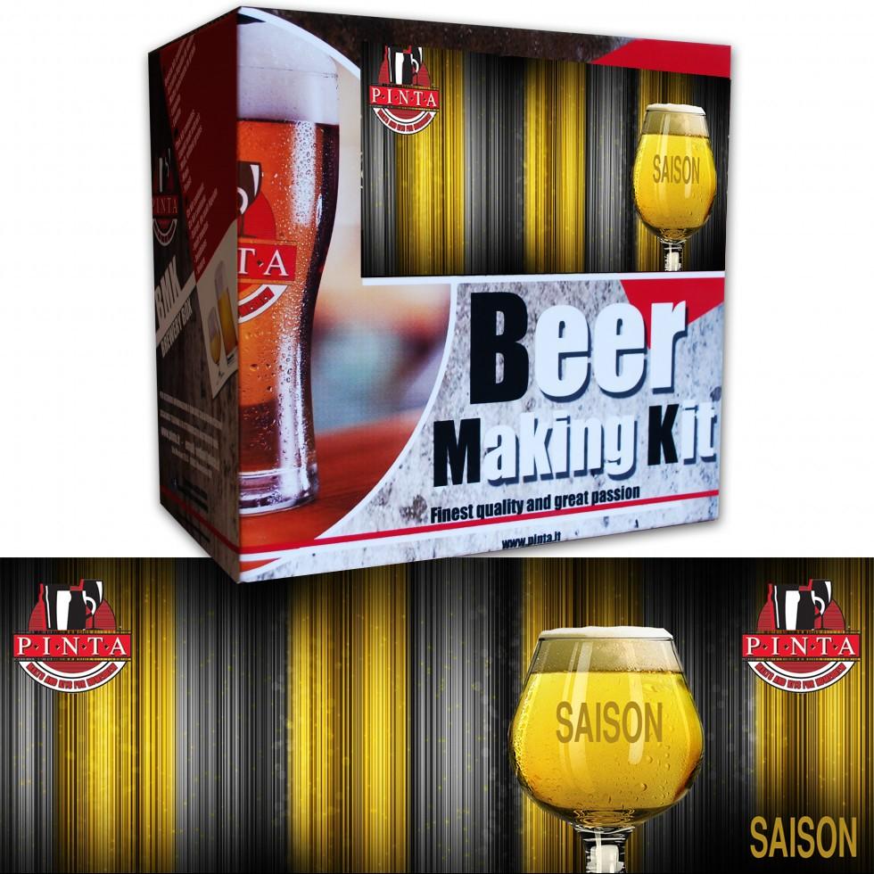 Kit birra E+G - SAISON
