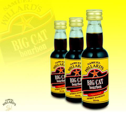 Big Cat Burbon