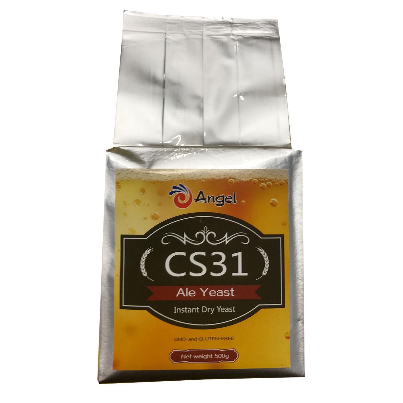 Dry yeast for CS31 beer Belgian Ale Yeast 500 gr