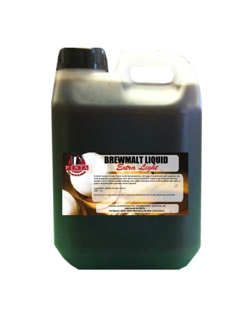 BREWMALT LIQUID EXTRA-LIGHT kg.3