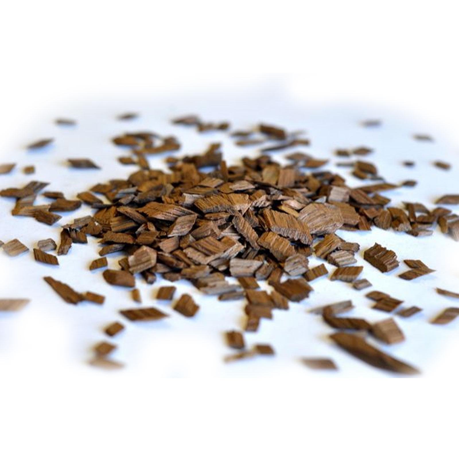 Oak Chips-Scaglie di quercia CARAMEL 250gr