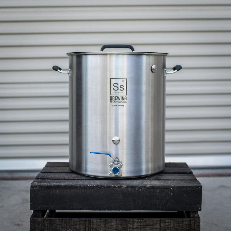 Pentola Ss Brew Kettle 15 Gal. (56 lt)