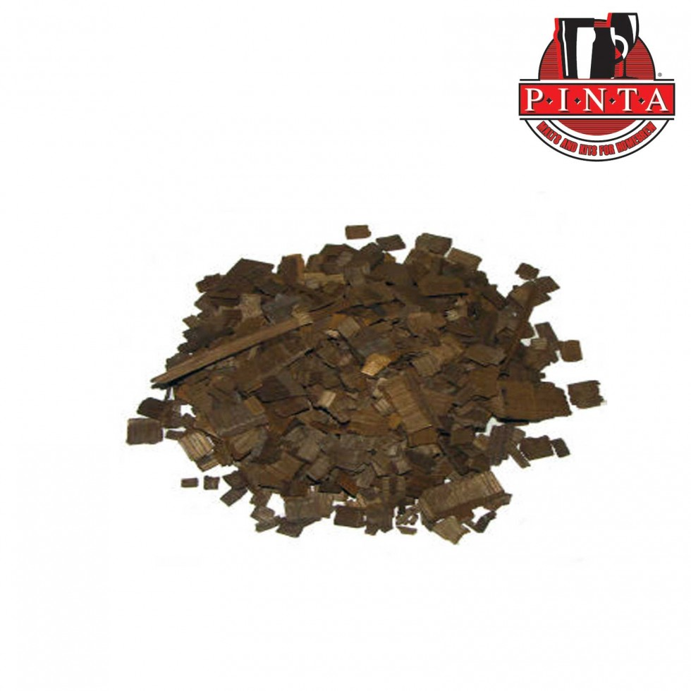 Oak Chips -scaglie di quercia French heavy toasted 250 gr.