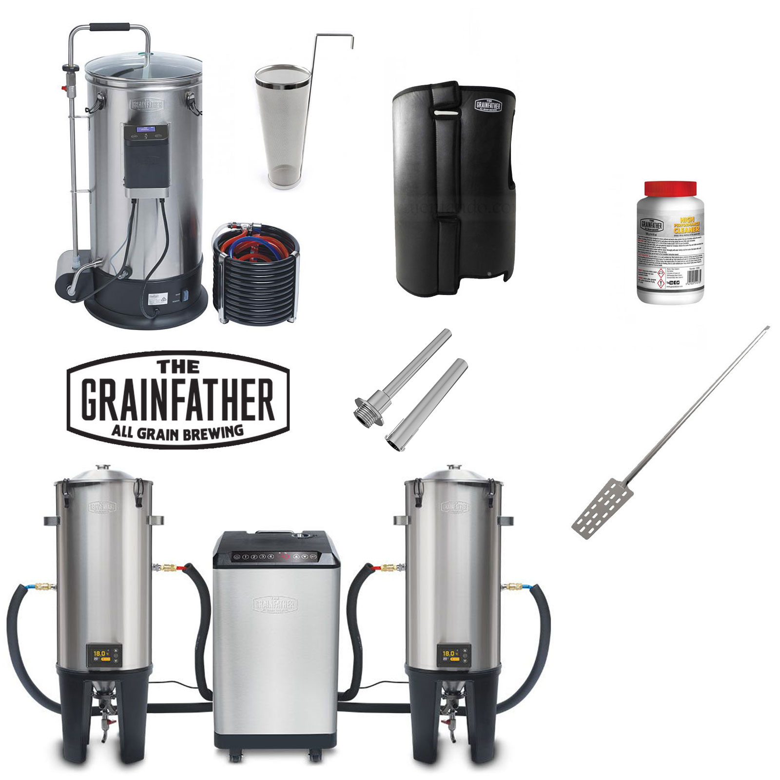 Offerta Brew garage Grainfather V3