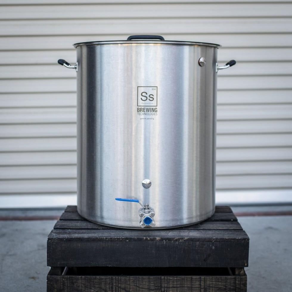 Pentola Ss Brew Kettle 113 lt.