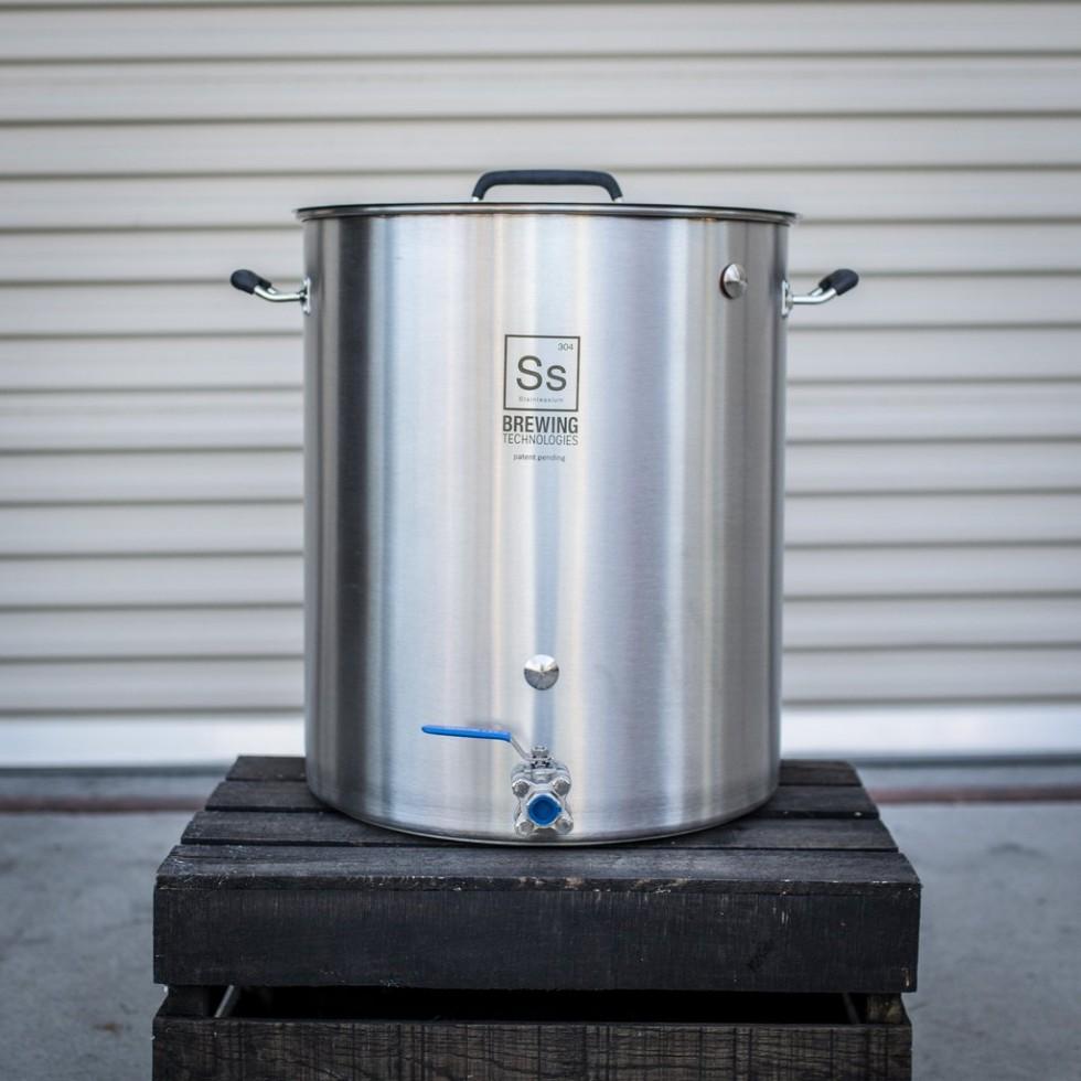Pentola Ss Brew Kettle 20 Gal. (76 lt.)