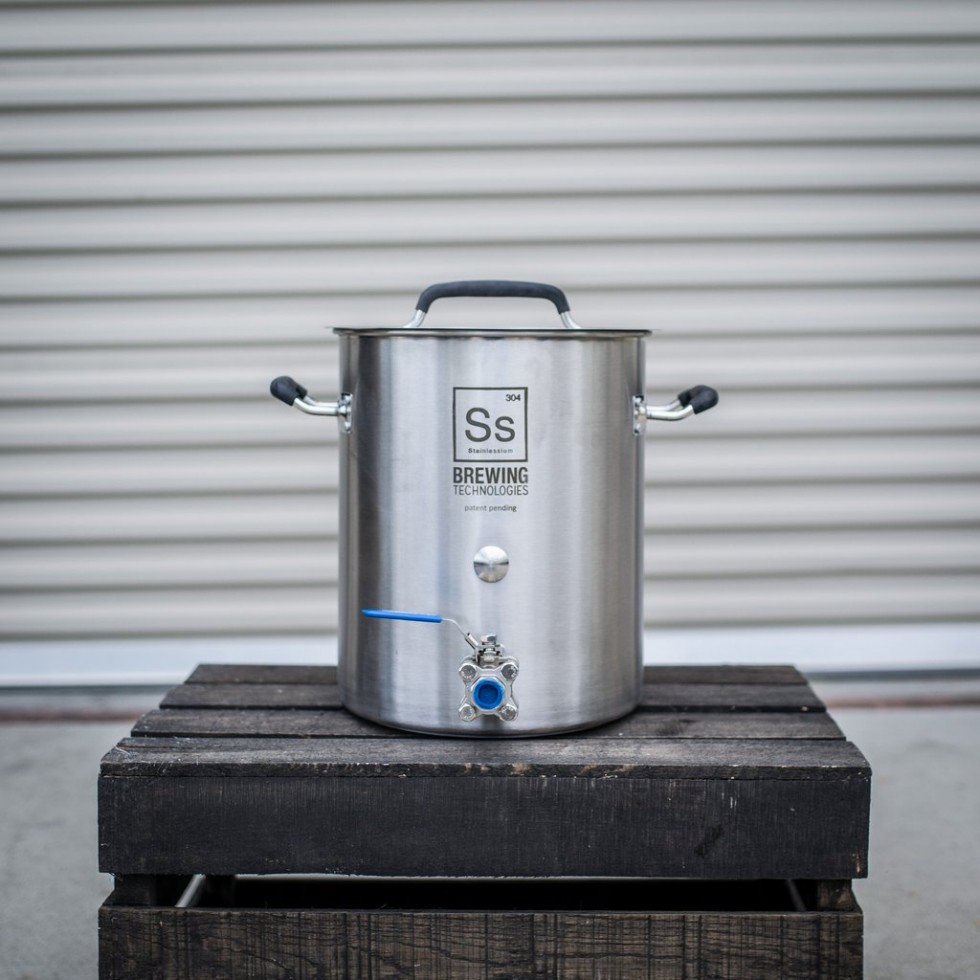 Pentola Ss Brew Kettle 5,5 Gal. (21 lt)