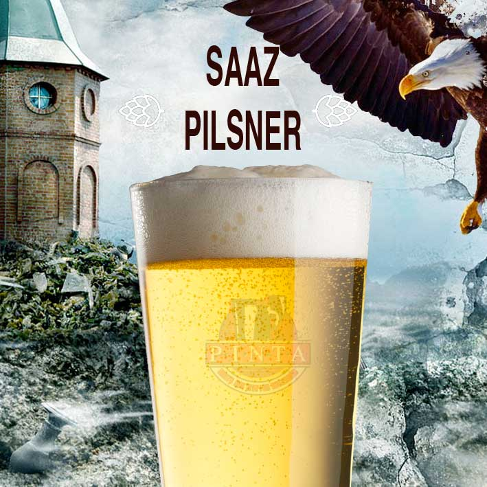KIT ALL GRAIN - SAAZ PILSNER