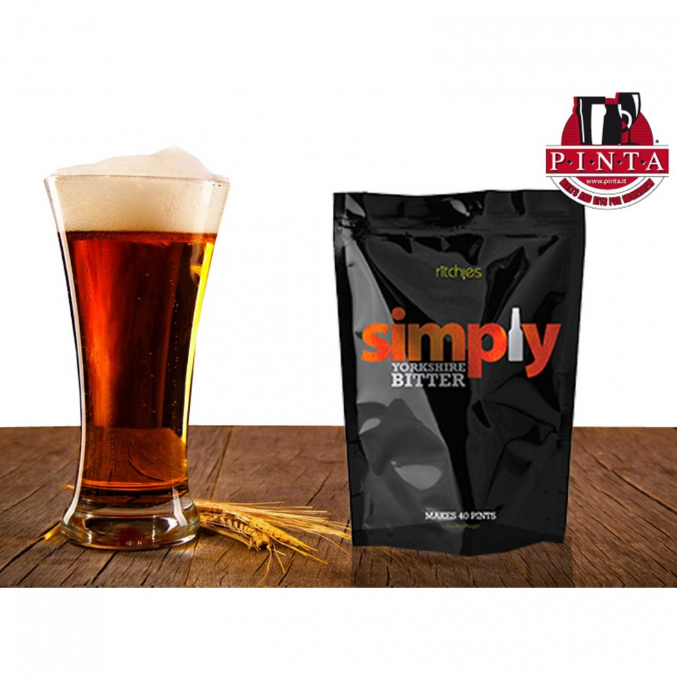 Malto Simply Yorkshire Bitter 1.8kg