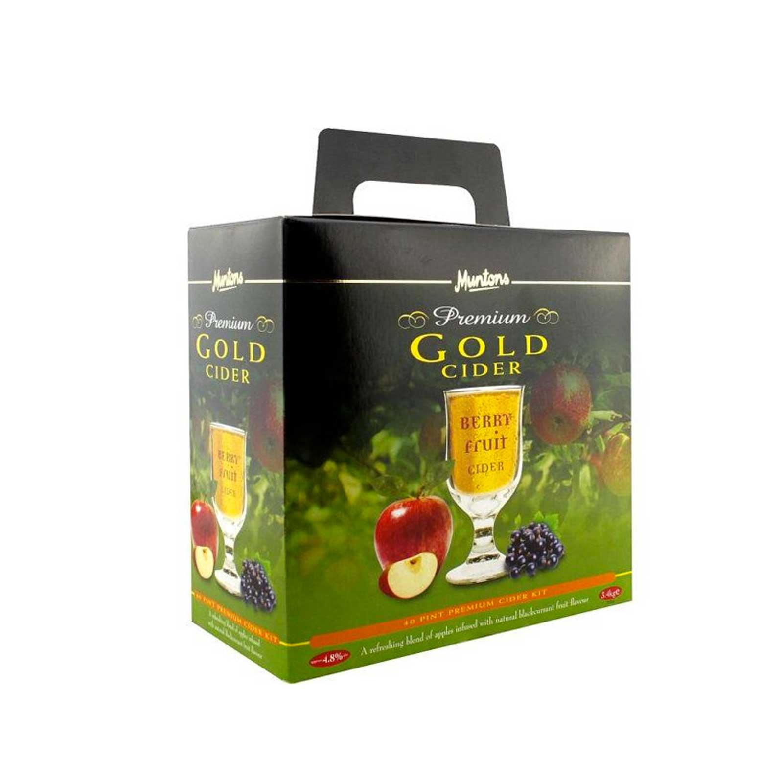 Muntons Premium Berry Fruit Cider