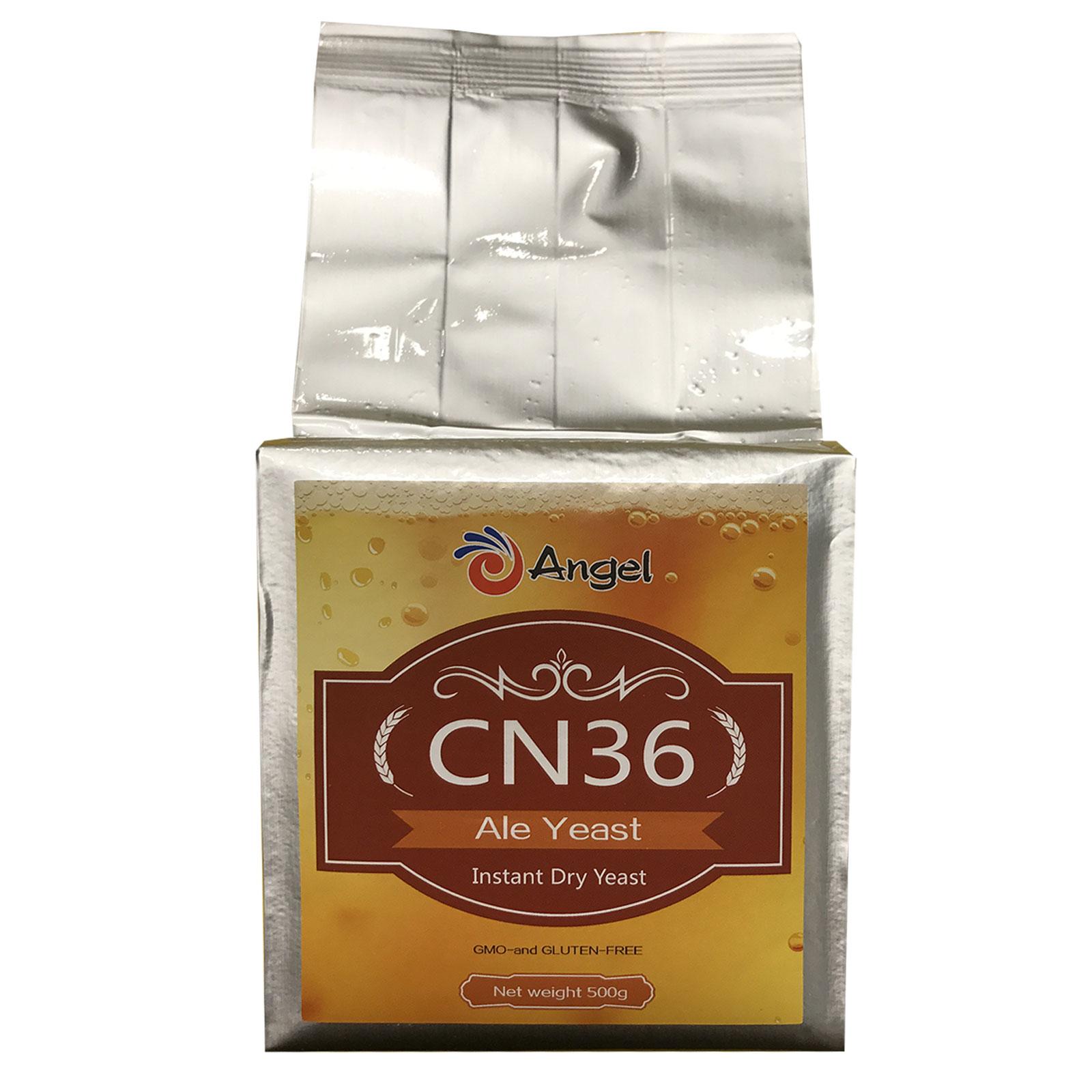 Lievito secco per birra CN36  Ale Yeast 500 gr