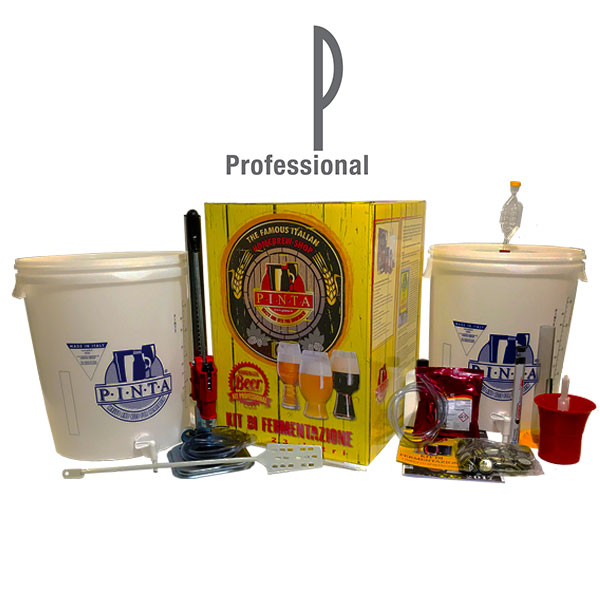 Kit Professional (without malts)